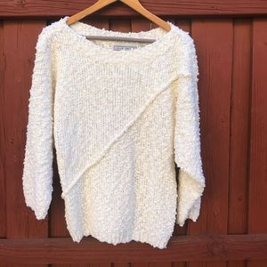 Vintage 80s 90s women's slouchy sweater small